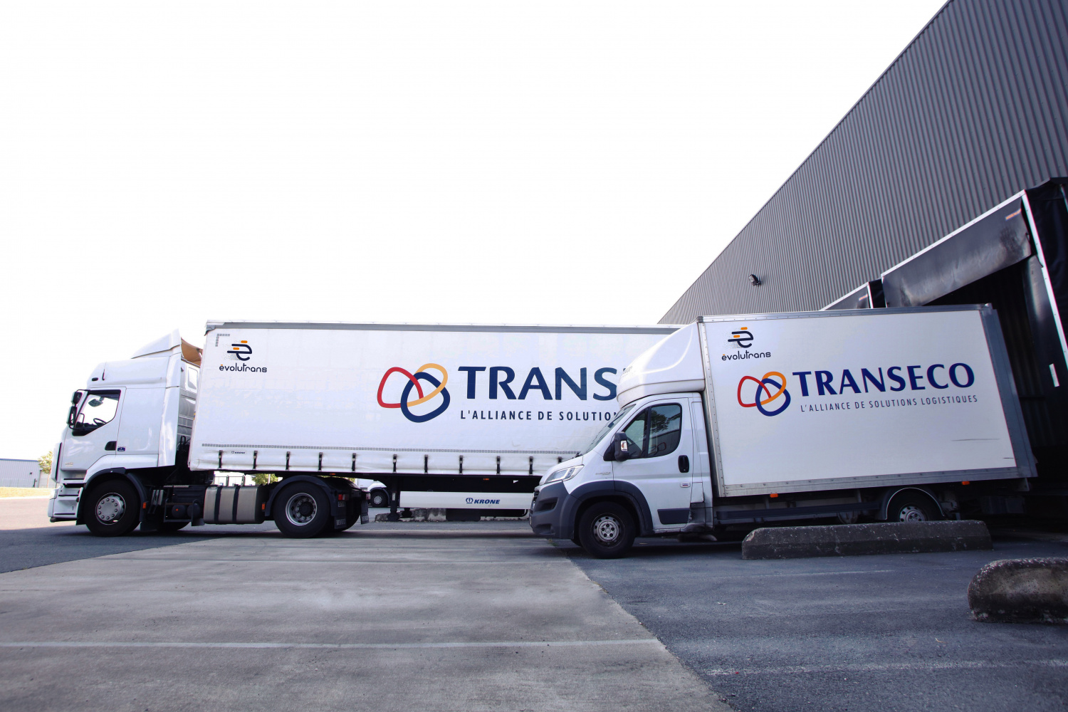 Transport solutions in France and Europe