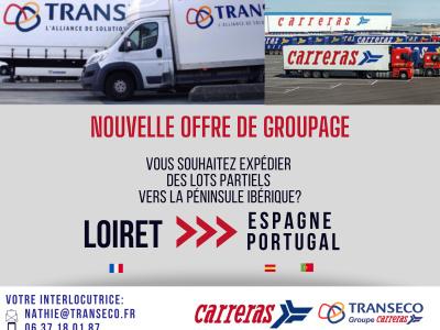 Actualités - Transeco solutions de transports en France et en Europe