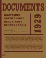 Documents, 1929-1930
