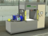 Compact ECM Machine