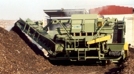 Sermatec - Compost Turner