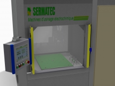 Sermatec - Machine ECM 1 Poste - Poste de travail