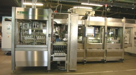 Sermatec - Special machine with ECM & washing / drying devices